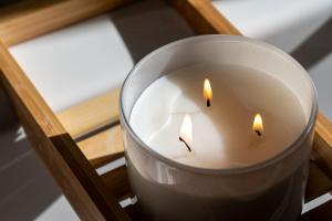 Kerzen  sind die klassischen Stimmungsmacher....