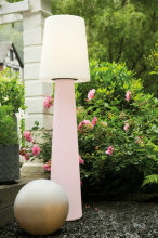 Windlichter und Gartenbeleuchtung