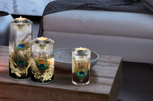 Kleine Teelichter die große Effekte Zaubern....