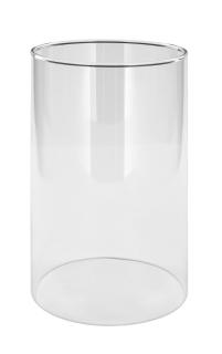 Fink Bardo  Windlichtaufsatz  Glas  klar  Höhe 20 cm  Durchmesser 12 cm 127075