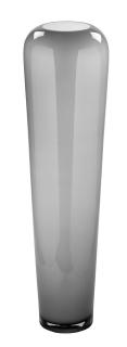 Fink TUTZI Glasvase,grau,opal  Höhe 90cm 115300