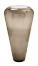 Fink VENUS Glasvase,greige,opal  Höhe 60cm 115305