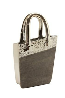 """Gilde Handtasche """"Beltano"""" braun/champagner  Breite 20,0 cm  Höhe 35,0 cm 43761"""