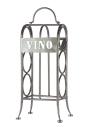 """Gilde 3er Weinflaschenhalter """"VINO"""" grau..."""