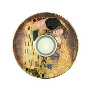 Goebel Der Kuss - Künstlerteelicht Artis Orbis Gustav Klimt 66900564