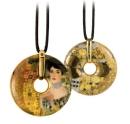 Goebel Adele Bloch-Bauer - Kette Artis Orbis Gustav Klimt...