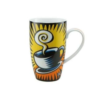 Goebel Artis Orbis Coffee Break - Künstlerbecher