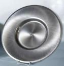 Formano Teller 46 cm    Eisen Lackiert
