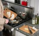 Schneideb. Kitchen braun 44 x 33 Epicurean