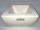 Tiziano Schale Riva eckig 20x20x11 cm cr 731190