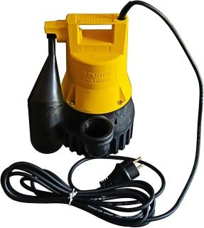 """Jung Kellerentwaesserungspumpe U3KS Niro 11/4"""" 3m                      Zur Förderung von leicht verschmutztem Wasser aus z.B. überschwemmten Kellern oder Gartenteichen. Stationär in einem Kellerschacht oder Sammelbehälter eingebaut, fördert sie"""