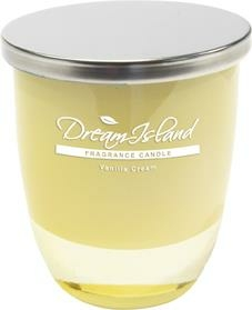 Gilde Glas Duftkerze Dream Island 42953