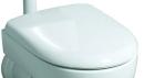 Keramag WC-Sitz Renova Nr.1 mit Deckel pergamon