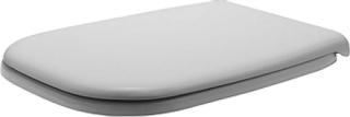 D-Code WC-Sitz m.Deckel        DURAVIT D-Code WC-Sitz aus hochwertigem Kunststoff einschließlich Deckel mit  Kunststoffscharnieren.
