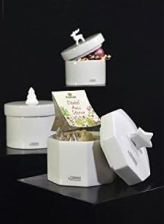 Tiziano Present-Box Festa round 16cm 716133