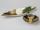 Formano Teelicht 14cm Aura Nickel-Go 626905