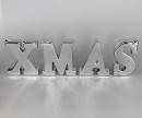 Formano Schriftzug H: 10cm L: 33cm (Verstellbar) X`MAS...