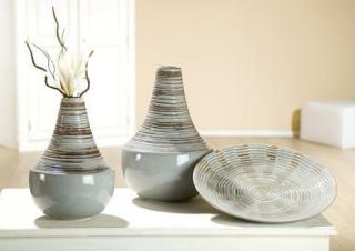 Gilde Ker. Euro allgem. Keramik Deko-Schale Greece