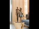 Gilde Metall Skulptur First Love 38800