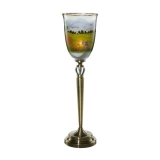 Goebel Mohnfeld - Kerzenleuchter Artis Orbis Claude Monet 66892654