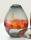 Gilde Glas Bauchvase Magma 39968