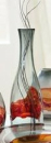 Gilde Glas Halsvase Magma 39969