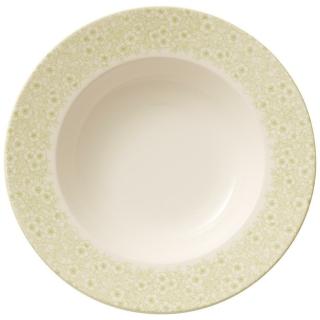 Villeroy & Boch Suppenteller Floreana Green 1041602700
