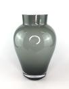 Fink GOYA Vase,grau opal  Höhe 22cm, Ø 15cm 115041