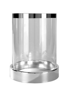Fink EMPIRE Teelichthalter mit versi.fuß 2tlg H14D11 5 Anlaufschutz  119017