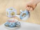 Gilde Porzellan Tea For One Eulenbaum 49313