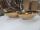 Kaheku Schale oval Boat gold 25x9x8,5 768000638
