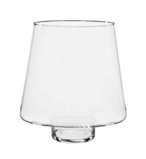 Kaheku Glasaufsatz klar 18 cm Ø 17h  für Sockel Bilbao, Floris, Golf, 777117299