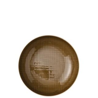 Rosenthal Teller 21 cm tief MESH WALNUT 11770-405151-10351