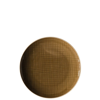 Rosenthal Teller 21 cm flach MESH WALNUT 11770-405151-10861