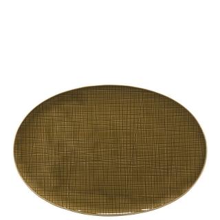 Rosenthal Platte 30 cm MESH WALNUT 11770-405151-12730