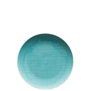 Rosenthal Teller 21 cm flach MESH AQUA 11770-405152-10861