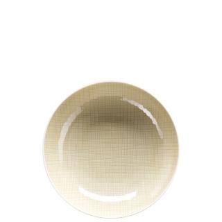 Rosenthal Teller 21 cm tief MESH CREAM 11770-405153-10351