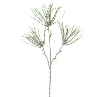 Formano Dekozweig 50cm  Gräser grün Ei 646811