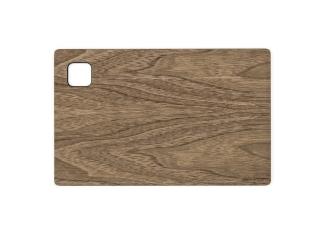 Epicurean Schneidebrett WoodGrain Walnuss 24 x 15     036-09064202-G