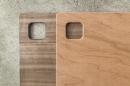 Epicurean Schneidbrett WoodGrain Kirsche 24 x 15     036-09064301-G