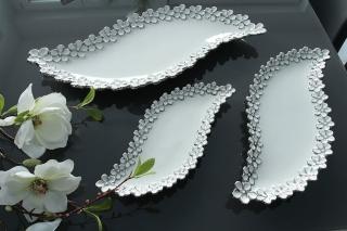 Gilde Keramik Schale Diana S -Form mittel 43029