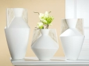 Gilde Keramik Amphorenvase Riscado 32429