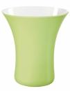 ASA Vaso Vase, apple mint D. 21/ 13 cm, H. 22 cm 62003027