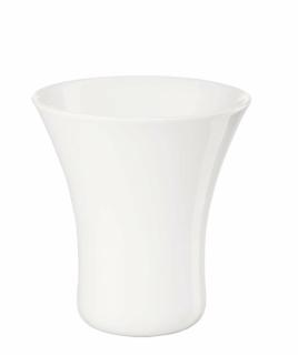 ASA Vaso Vase, weiß D. 21/ 13 cm, H. 22 cm 62003005