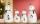 1 x Gilde Porzell Schneeman 25450 sortiert 17 cm