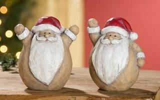 Gilde Poly Weihnachtsmann 25771