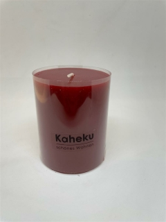 Kaheku Cylinderkerze King rot 6,6 Ø 8h 538490040