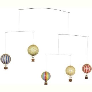 Authentic Models Ballon Mobile - Flying Skies Bunt 85 x 66,5 cm AP128