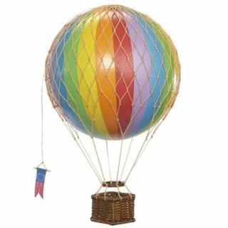 Authentic Models Ballon 18cm Regenbogen AP161E