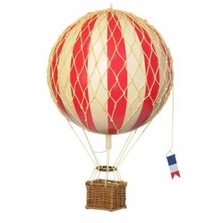 Authentic Models : AP161R : Ballon Travels Light Rot (Ø 18 cm)